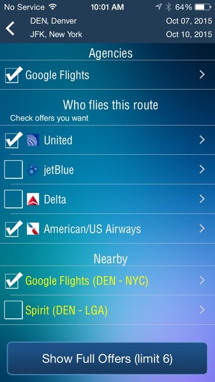 Denver Airport Pro (DEN) Flight Tracker radar screenshot-3