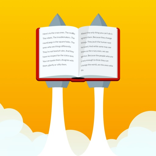 Acceleread Speed Reading Trainer