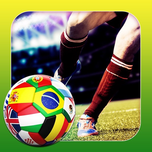 Soccer Quiz 2014 - Puzzle and guess football game for the whole family