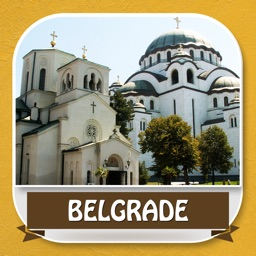 Belgrade City Offline Travel Guide