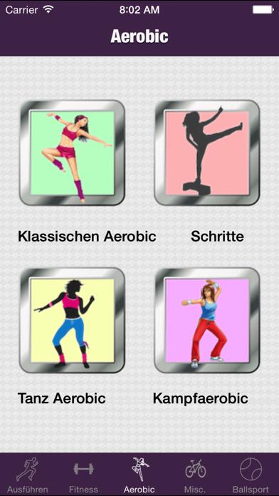 Sport KalorienrechnerScreenshot von 5