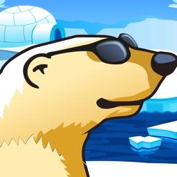 Frozen Polar Bear Run