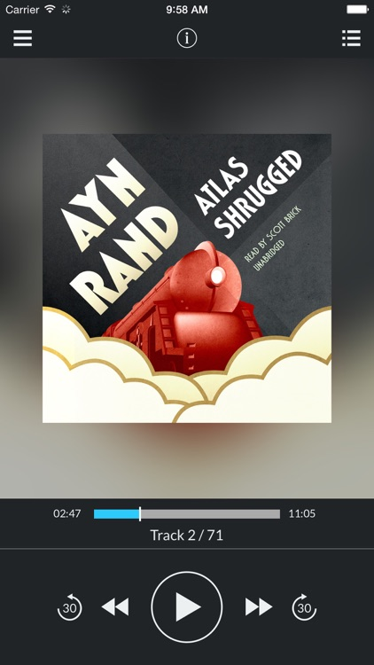 Atlas Shrugged (by Ayn Rand) (UNABRIDGED AUDIOBOOK)