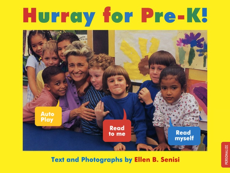 Hurray for Pre-K!
