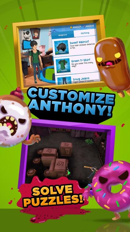 Food Battle: The Game screenshot-4