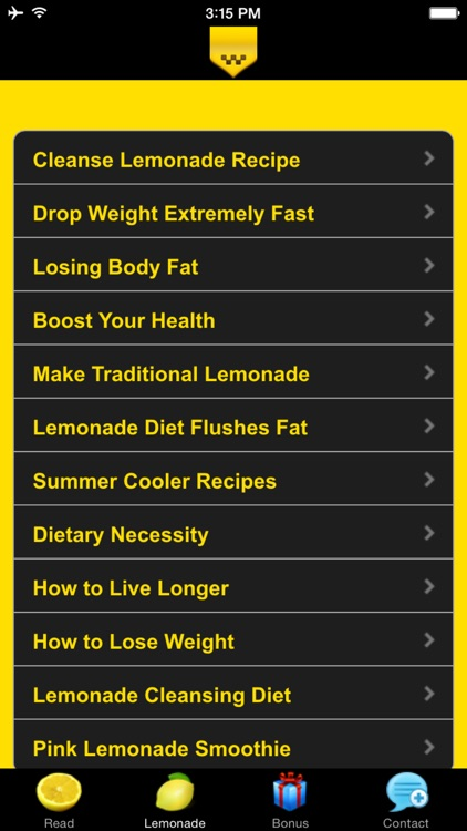 Home Made Lemonade Recipes - Losing Body Fat