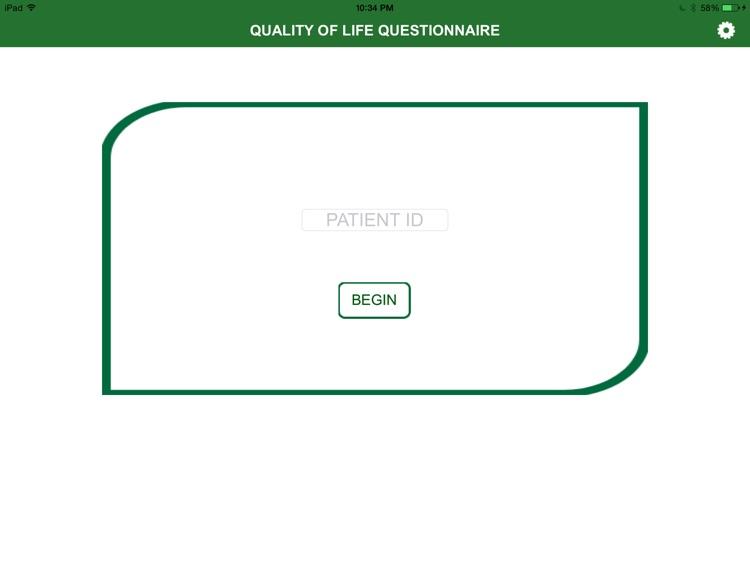 QOL Questionnaire