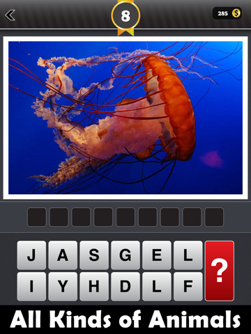 Animalmania - Guess Animals from around the World and have fun learning about the Animal Kingdom! Free screenshot