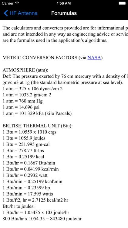 HF Beam Antenna Calculator screenshot-4