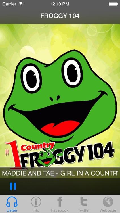 Froggy 104 FM