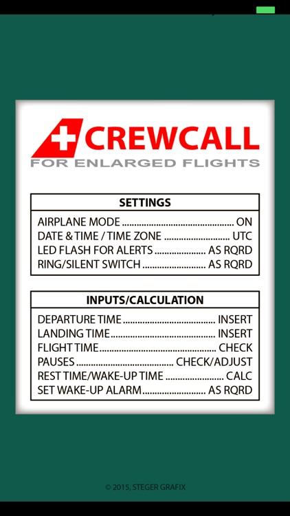 FCrewCall