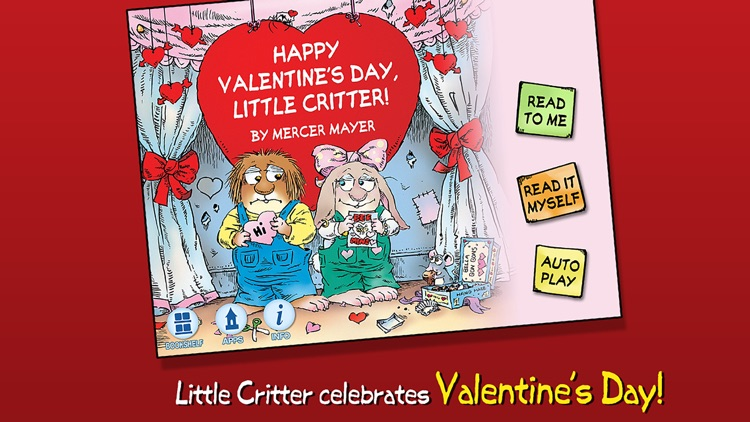 Happy Valentine's Day, Little Critter! screenshot-0