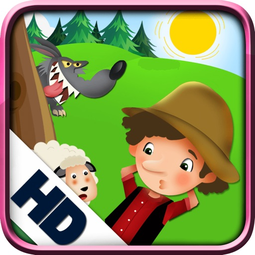 The Boy Who Cried Wolf HD - story time for kids by Dung