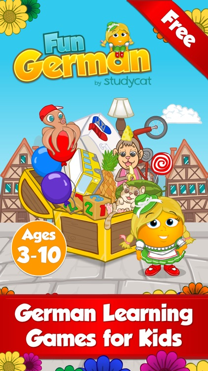 best games to learn german