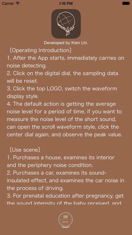 Noise-meter - dB-meter, Decibel Meter, Sound Level Meter, Measure the sound around you easily screenshot-4