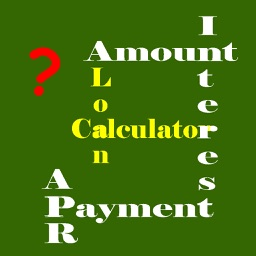 A Loan Calculator for iPad