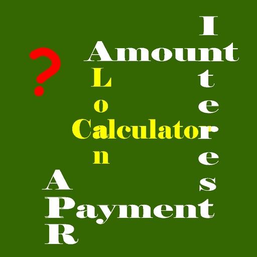 A Loan Calculator for iPad