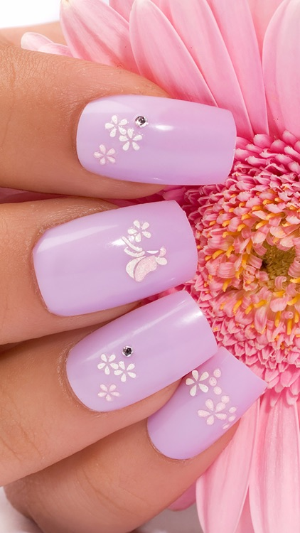 Nail Designs 2015: French Manicures, Seasonal, Colour Blends, Wedding, Abstract, Coloured Acrylic, Paint and Polish, Airbrushed Body Art screenshot-3