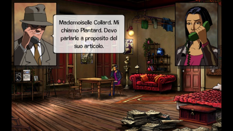 Broken Sword 1 - Il Segreto dei Templari: Director's Cut screenshot-3