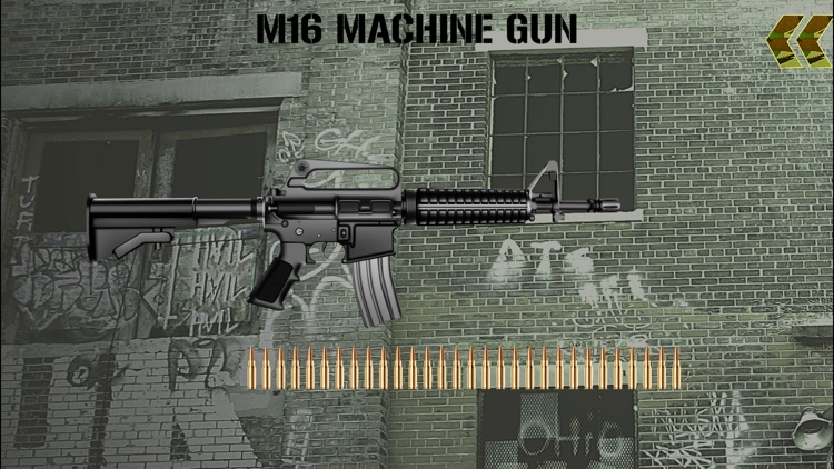 The Best Machine Gun