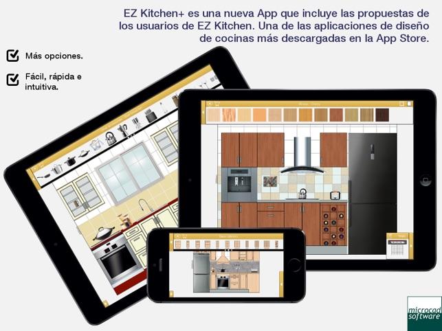 EZ Kitchen+ en App Store