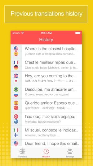 Translator Pro! Screenshot