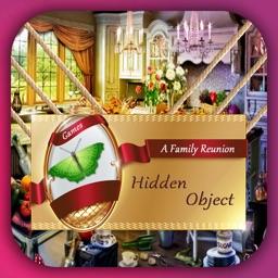 Hidden Objects:A Family Reunion