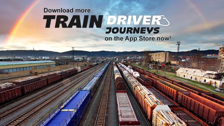 Train Driver Journey 6 - Highland Valley Industries screenshot-4
