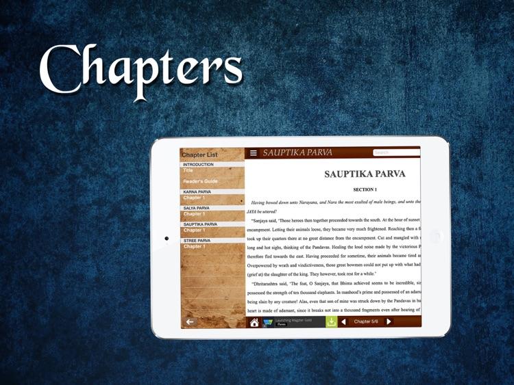 Mahabharata vol 7 screenshot-3