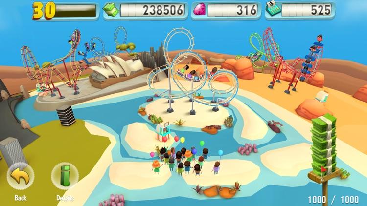 Coaster Crazy screenshot-3