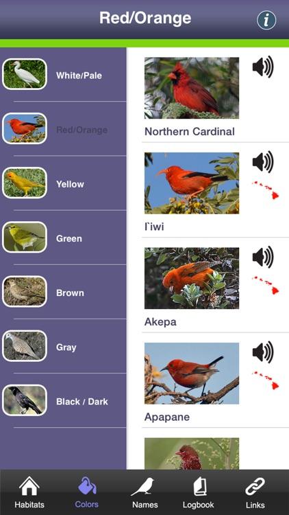 Bird ID Hawaii for iPhone screenshot-3
