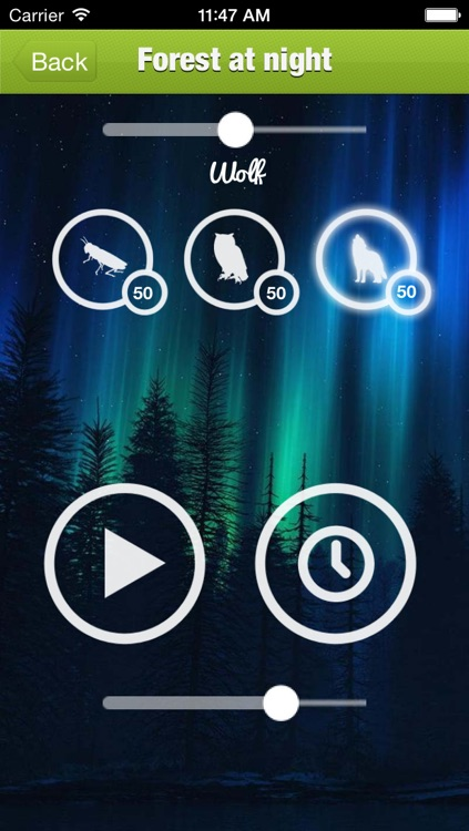 Forest Sound for Sleep and Meditation screenshot-4