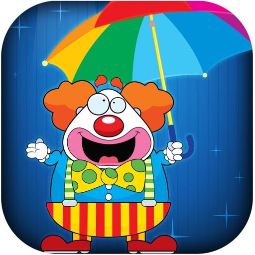 Мороженое Дождь Безумие - Забавный клоун Umbrella Приключения FREE