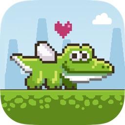 Flappy Crocodile - Classic