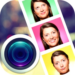 Picbooth - Free image Strip and collage creator for Instagram,Facebook,Twitter