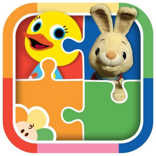 BabyFirst Mega Puzzles PRO