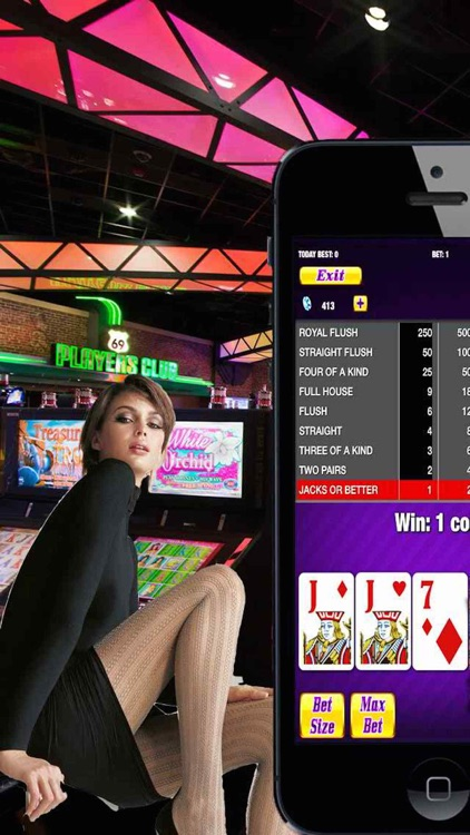 Erotic Poker Mania – Hot Card Game with Strip Poker Rules