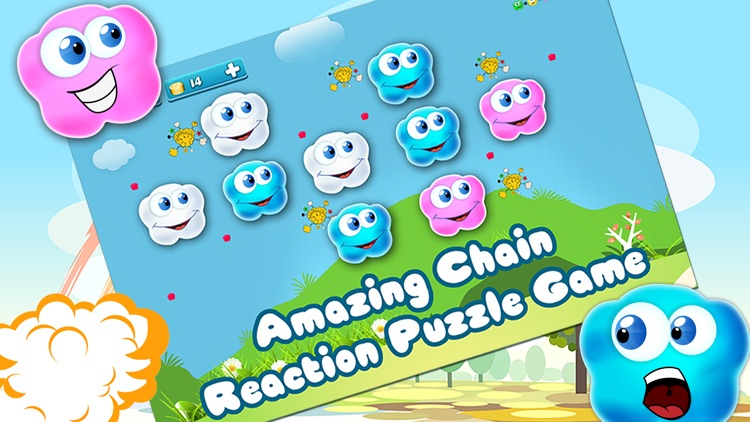 Splash Burst - Chain Reaction Bubble Shooter screenshot-1