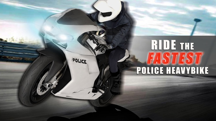 Police Fast Motorcycle Rider 3D – Hill Climbing Racing Game