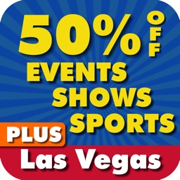 50% Off Las Vegas Strip & Downtown City Events, Shows & Sports Guide Plus by Wonderiffic ®
