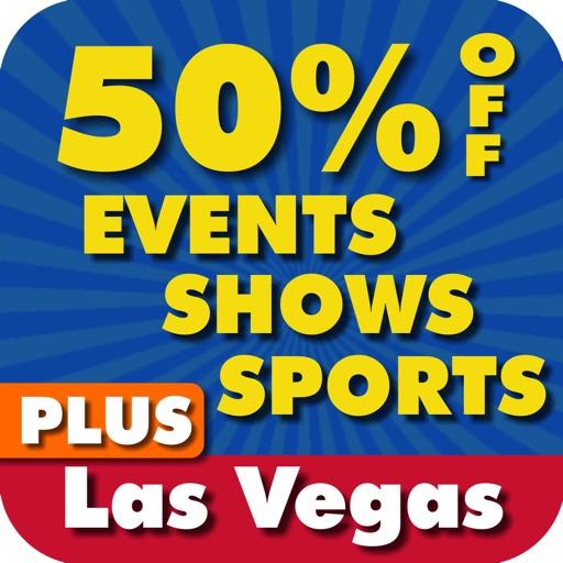 50% Off Las Vegas Strip & Downtown City Events, Shows & Sports Guide Plus by Wonderiffic ®