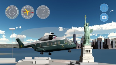 Airplane New York screenshot one