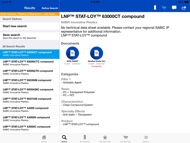 SABIC Materials Selector on the App Store