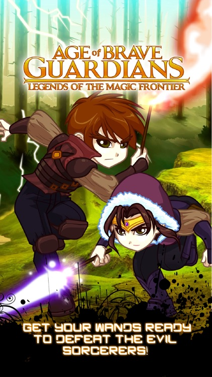 Brave Guardians of Magic World Frontier - Age of Legends screenshot-3