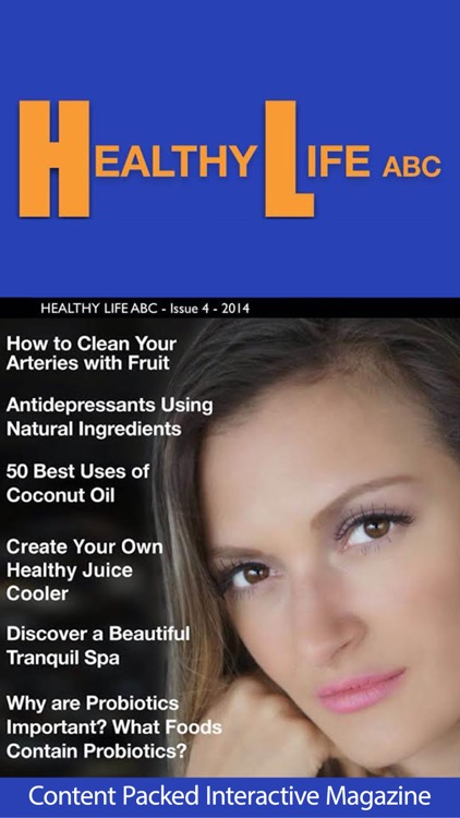 Healthy Life ABC Health and Lifestyle Magazine by Life