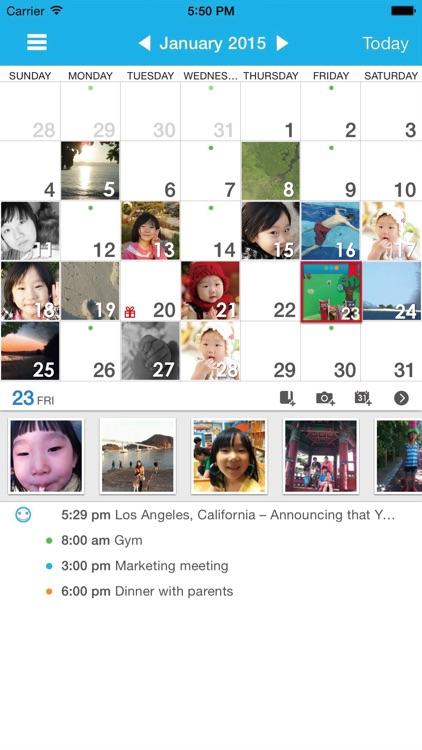 Those Days(+Journal/Calendar/Reminder/Photo)