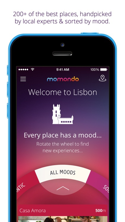 Lisbon travel guide & map - momondo places