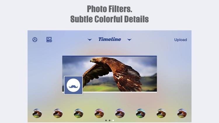 MagiCover: Timeline Cover Maker for Facebook screenshot-4