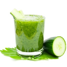 Green Drink and Shake - Audio Recipe
