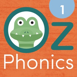 Oz Phonics 1 - Phonemic Awareness and Letter Sounds (Common Core Reading Skills)